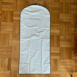 Banana Republic Xtra long garment bag